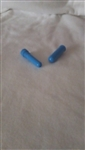 Blue Plastic Inhaler